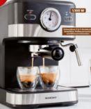 Espressomaschine von SilverCrest