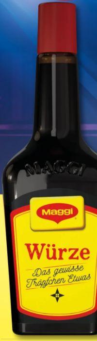 Würze von Maggi