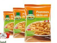 Pommes Skin-on von Bauernland