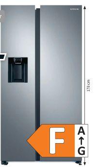 Side By Side Kühl-Gefrierkombination RS68A8520S9/EF von Samsung