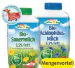 Bio-Acidophilusmilch von Spar Natur pur