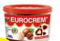Eurocrem Haselnussaufstrich von Takovo