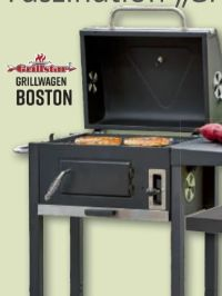 Grillwagen Boston von Grillstar