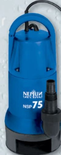 Schmutzwasserpumpe NCSP-E 75 von Neptun