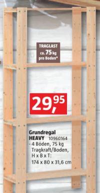Grundregal Heavy von Regalux