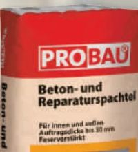 Beton-Reparaturspachtel von Probau