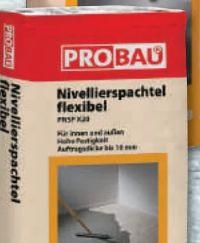 Nivellierspachtel Flexibel von Probau