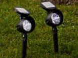 LED-Solarleuchte Spot