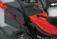 Akku-Rasenmäher P48LM35K2 von Powerworks