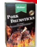 Sous Vide Pork Drumsticks von Wiesbauer