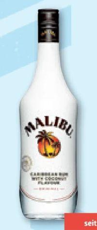 Kokoslikör von Malibu