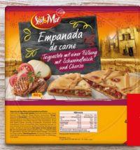 Empanadas von Sol & Mar