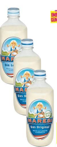 Alpenmilch von Maresi