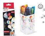 Fasermaler-Set Colour Happy von Edding