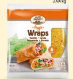 Veggie Wraps von Happy Harvest