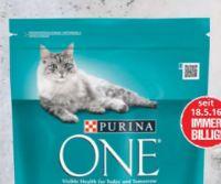 One Katzentrockennahrung von Purina