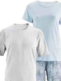 Erwachsenen Shorty-Pyjama von Huber