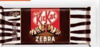 KitKat Zebra von Nestlé