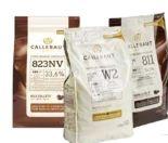 Couvertüre Zartbitter Callets von Callebaut