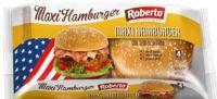 Maxi Hamburger mit Sesam von Roberto