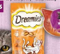 Snacks von Dreamies