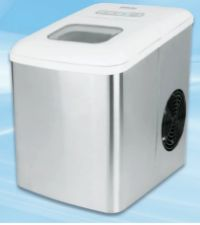 Eiswürfelbereiter EWM1200 Inox von Silva Homeline