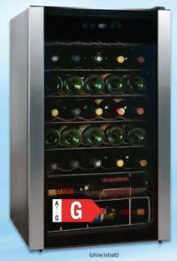 Weintemperierschrank WKS 1-36 von Silva Schneider