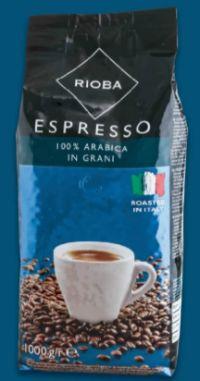 Kaffee Espresso von Rioba