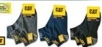 Herren-Sneaker-Arbeitssocken von CAT