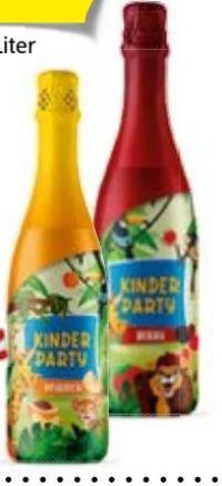 Kinder-Partygetränk