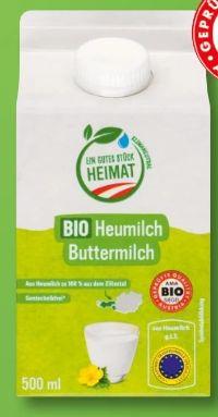 Bio-Heumilch Buttermilch von Ein Gutes Stück Heimat