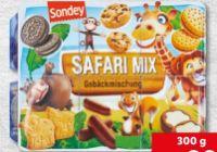 Gebäckmischung Safari Mix von Sondey