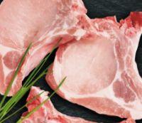 Schwein-Karree-Koteletts von Wiesentaler
