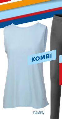 Damen Fitness Kombi von Benger
