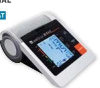 Oberarm Blutdruckmessgerät Wave Professional von Wellion