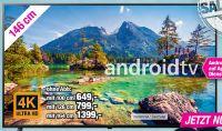 Ultra HD-TV TX-58JXW834 von Panasonic