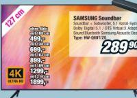 Ultra HD UE50AU7190 von Samsung
