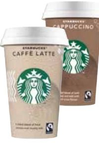 Capuccino von Starbucks