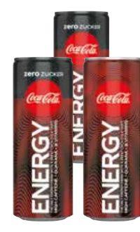 Coke Energy von Coca-Cola