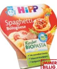 Bio-Kinder-Menü von Hipp