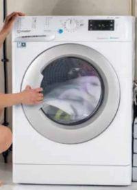 Waschtrockner BDE 961483X WS EU N von Indesit