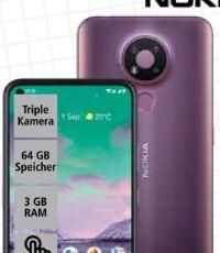 Smartphone 3.4 purple von Nokia