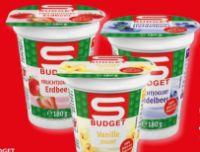 Fruchtjoghurt von S Budget