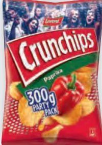 Crunchips Paprika von Lorenz