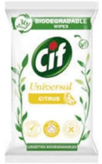 Tücher von Cif