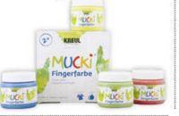 Mucki-Fingerfarbe von Kreul