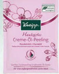 Creme-Öl-Peeling von Kneipp