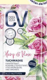 Express Tuchmaske von CadeaVera
