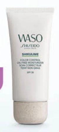 Waso Shikulime von Shiseido