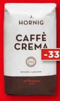 Caffè Crema von J. Hornig